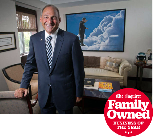 the inquirer family owned business of the year