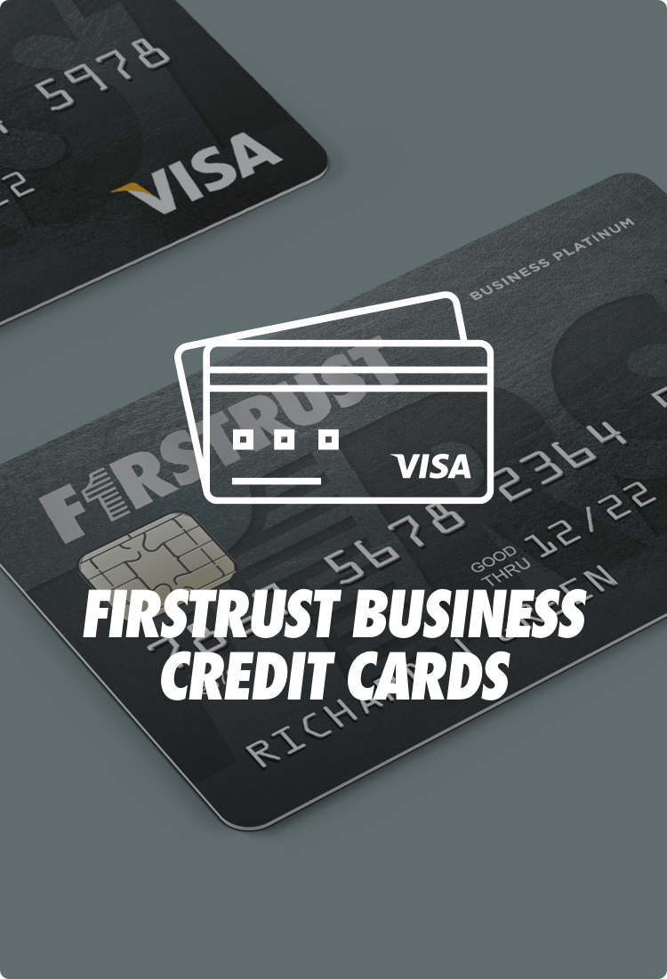 firstrust business credit cards